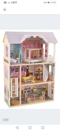 Kid Kraft Kaylee domek dla lalek drewniany