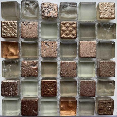 Мозаика.Мозайку Натуральный камень, стекло.