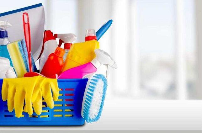 Sprzątanie mieszkań, domów, posesji