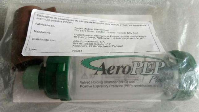 "Câmara Expansora ""AeroPEP Plus"" (Estrear)"