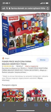 Domek Fisher Price