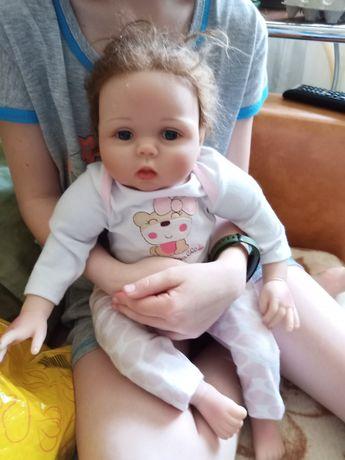 Кукла реборн, як жива дитина