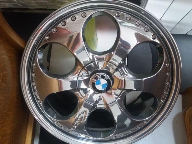 Nowe Felgi bmw 19 cali Chrom. 5-120 Et 35 BMW.