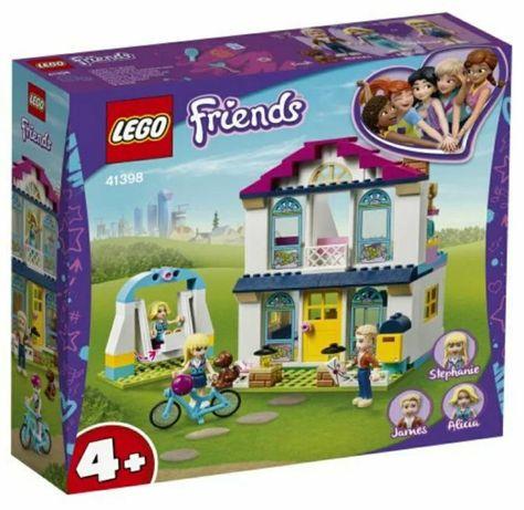Lego Friends Дом Стефании