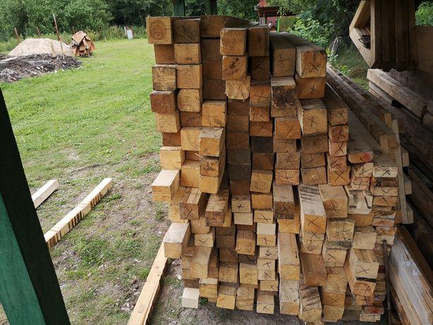 Kantowki. Drewno konstrukcyjne