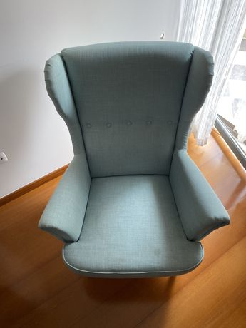 Cadeirao Ikea - verde