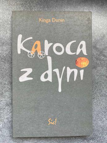Karoca z dyni - Kinga Dunin