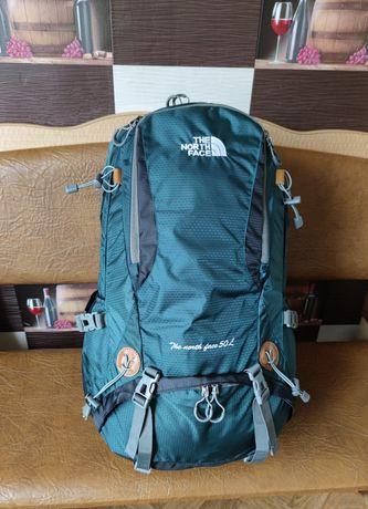 Рюкзак велорюкзак The North Face 40l для путешествий Ручная кладь