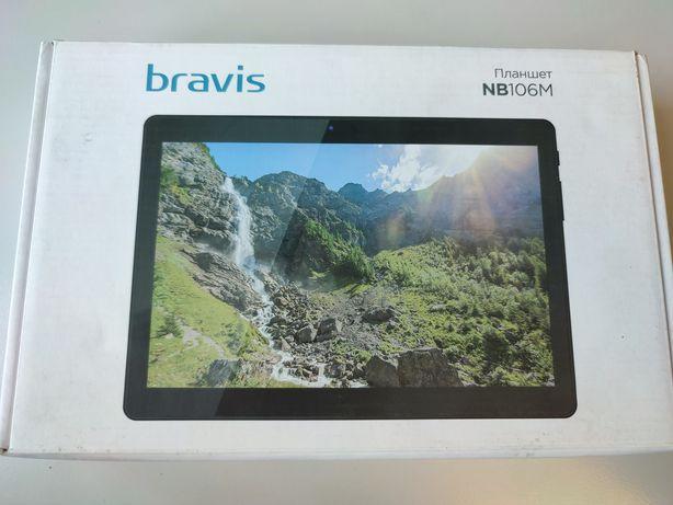 """Планшет Bravis NB106M 10.1"""" 3G Black"""