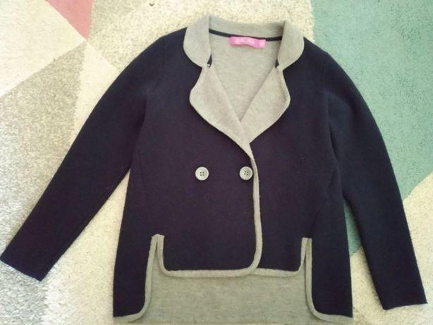 Пиджак школьный на рост 128