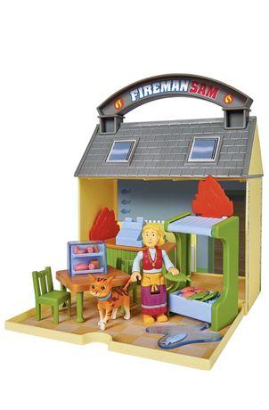 Kawiarnia rybna sklep Strażak Sam Simba