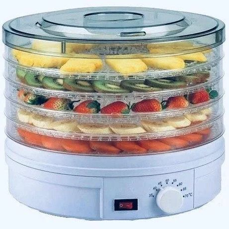 Сушилка для овощей и фруктов электрическая. Сушка овощей дегидратор