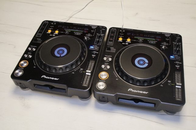 2 x Pioneer CDJ 1000 MK3 Gwarancja Skup Zamiana DJM 600/700/800