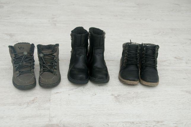 zestaw 6 par bucików