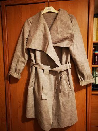 płaszcz jesienno wiosenny  rozmiar 40