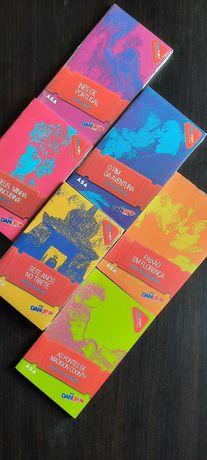 Coleção Danup - Edições Asa (Graham Greene, Somerset Maugham, etc.)