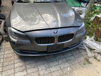 разборка бмв bmw f10  капот кассета airbag бампер крыло радиатор дверь