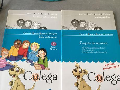 Colega 1. Hiszpański dla dzieci