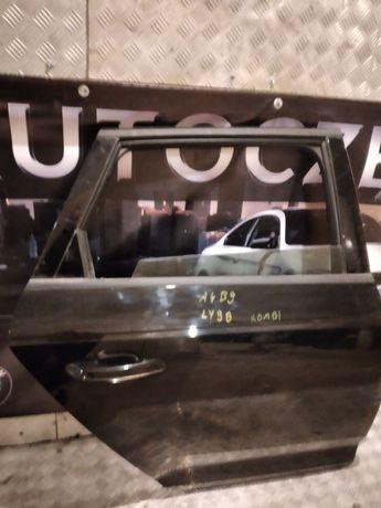 Audi a4 b9 drzwi prawe lewe tył avant ly9b