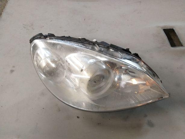 Lampa reflektor bi xenon skr mercedes B klasa a169 w169 prawy Europa