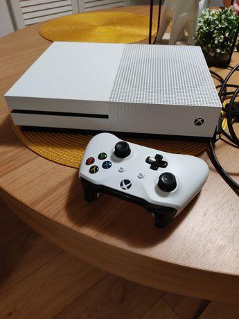 Xbox One S biały + pad