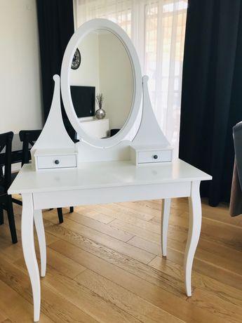 Toaletka z lustrem Ikea Hemnes