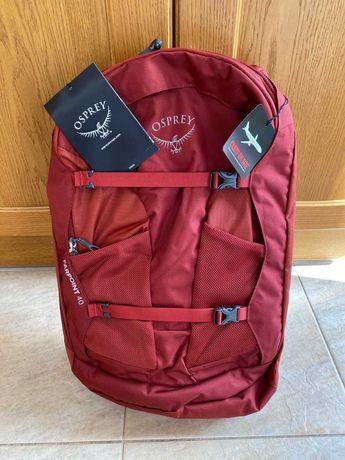 Plecak Osprey Farpoint 40 , Pasuje jako Bagaż podręczny, nowy