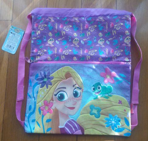 Saco Infantil Disney Rapunzel
