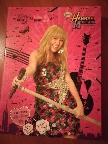 Hannah Montana Teczka na prace