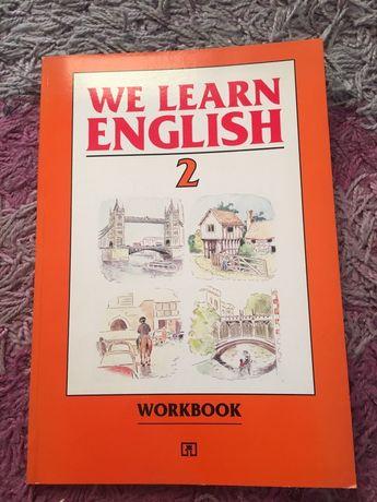 We learn english 2 język angielski