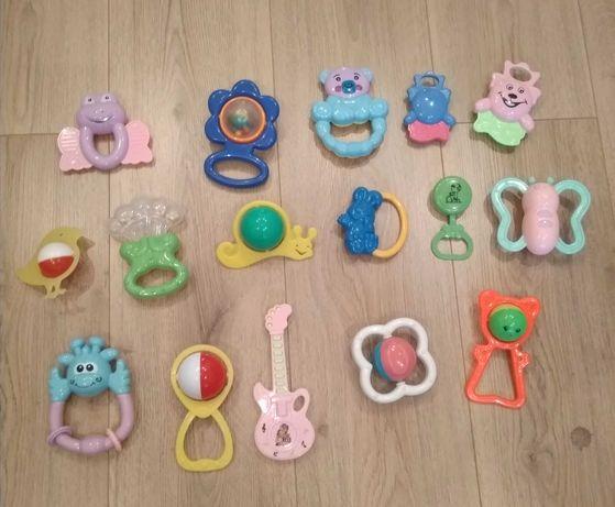 Набор, пакет игрушек для новорожденных