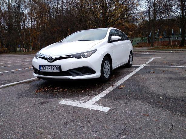 Toyota Auris 1,6 Valvematic 132 KM Faktura Vat