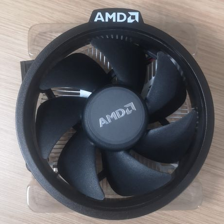 Radiator/chłodzenie AMD AM4