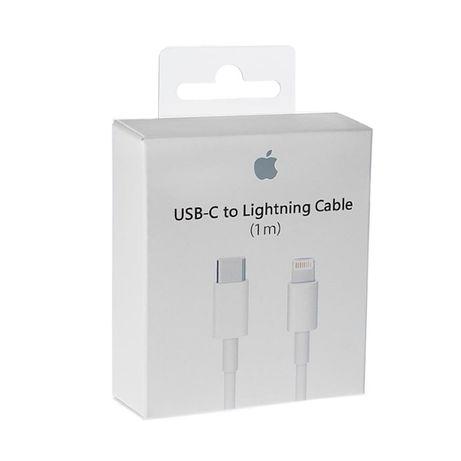 Cabo USB-C para Lightning - 1Iphone/Ipad -1m - 18w Carregamento rápido