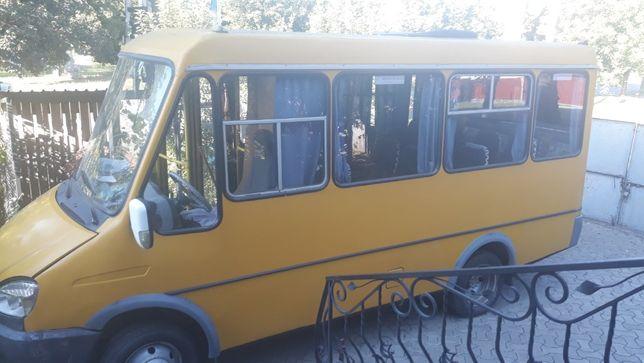 Продам або обміняю автобус Дєльфін з місцем роботи