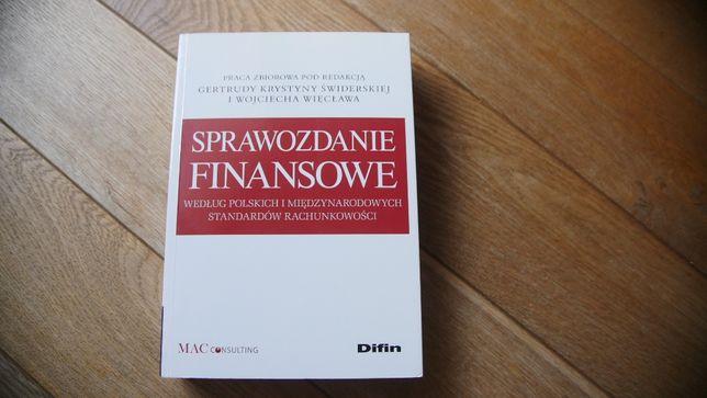"""""""Sprawozdanie finansowe""""-praca zbiorowa"""