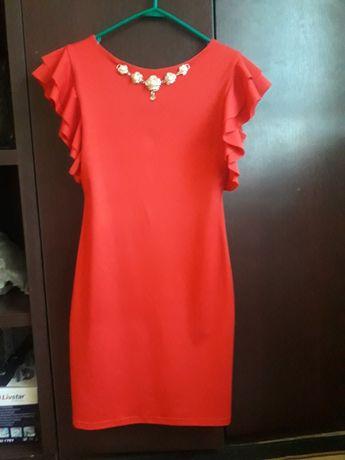 Бомбезное платье