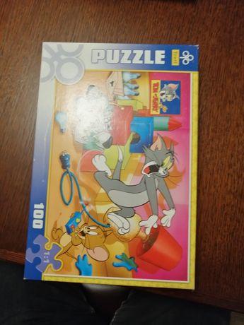 Puzzle 160 elementów.