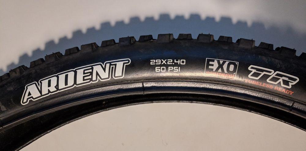 """Opona enduro trail XC Maxxis Ardent 29"""" x 2.4 EXO TR zwijana Warszawa - image 1"""