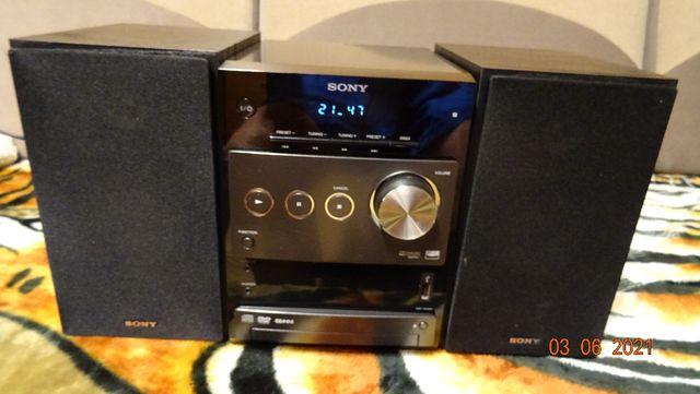 Mini wieża Sony HCD - DX 400 sprawne brak pilota