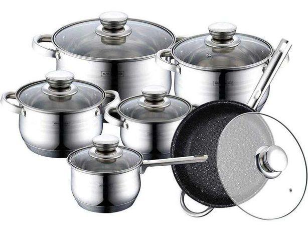 Набор посуды Швейцарского бренда RoyaltyLine 1231M