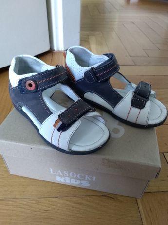 buty dziecięce sandałki LASOCKI Kids rozmiar 23