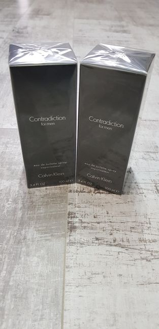 Calvin Klein Contradiction Men 100ml Oryginał poznań