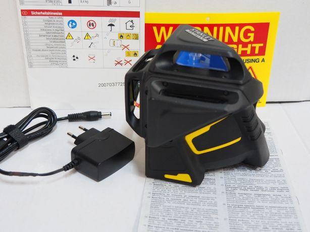 STANLEY FMHT1-77357 laser liniowy 360x3 krzyżowy topcon hilti bosch