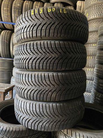 Зима 215/60/R16 7,9мм Michelin Alpin 4 4шт шины КОМПЛЕКТ