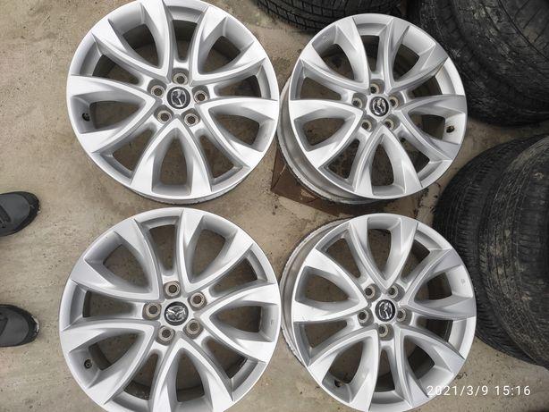 Диски 19 5*114,3 Mazda, 3, 6, cx3, cx5, cx7, cx9, Original, tmps, usa