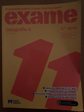 Livro de preparação geografia 11.º