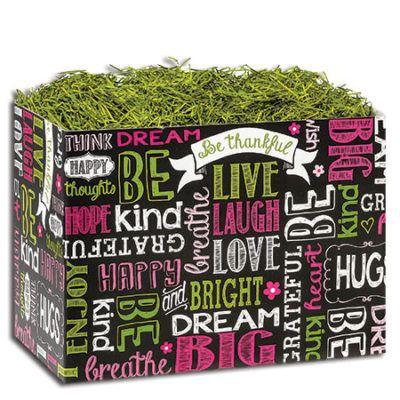 Набор картонных коробок для декора или подарков