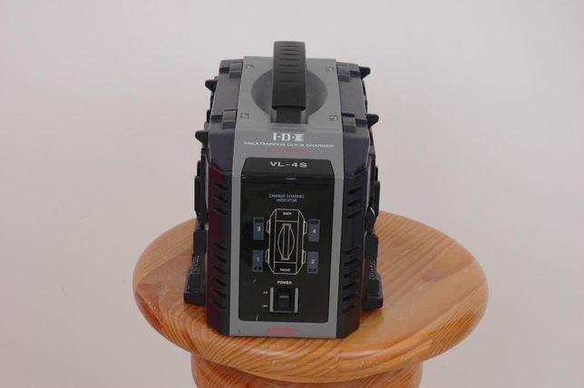 Carregador IDX - VL 4s c/2 baterias sony