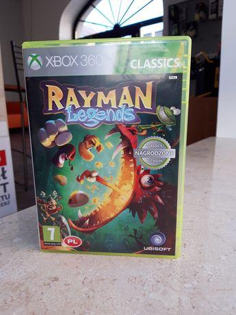 Rayman legends xbox 360 PL wersja SUPER STAN Skup sprzedaż wymiana